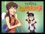 Happy Valentines Day by roemesquita
