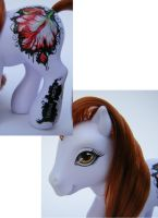 MLP New Moon detail close up by eponyart