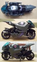 Transformers Nightbird Alt by wardog-zero