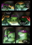 TMNT (fanmade) Same as it never was Aftershock _61 by FleshCreature
