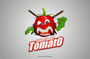 sabertooth Tomato by dorarpol
