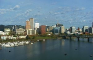 Portland, OR by finhead4ever