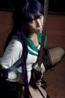 saeko busujima V. by saika-possession