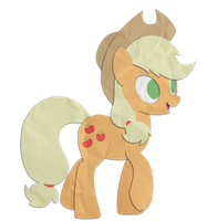 RT Characters: Applejack by Narflarg