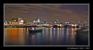 London By Night by andy-j-s