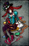 :X-Down: March Hare by ItsukinoKira