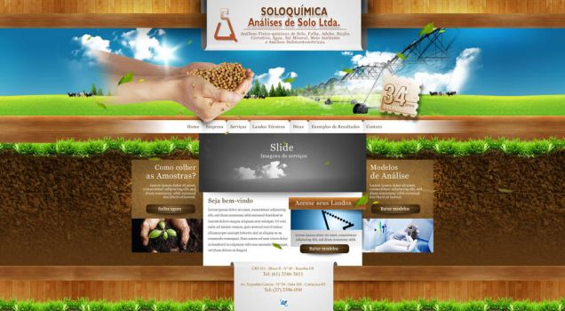 Soloquimica by thdweb