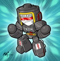 MR05 Steam Robo by MattMoylan