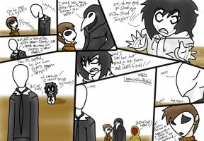 Unwanted Guest pg.2 by OrganizationAllNoob