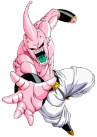 Super Buu by maffo1989