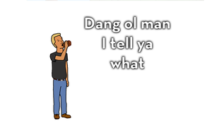 Boomhauer wallpaper by Robgimp