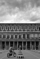 Palais Royal, Paris, 2011 by AlbertoCuccodoro