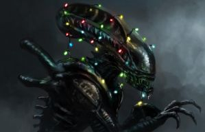 Holiday Alien by Entar0178