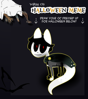 WCOCT Halloween Meme: Pico by lessy652