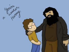 Harry, that wanker by Ashelectric