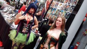NYCC 2013: Ladies of the Con by Kitedot