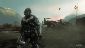 Halo:  Reach Screen Shot by EijiKikamaru