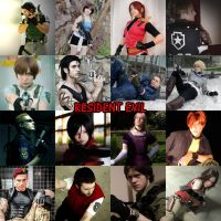 Resident Evil by AsketRedfield