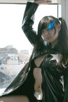 Black Rock Shooter Cosplay by DestructoBot