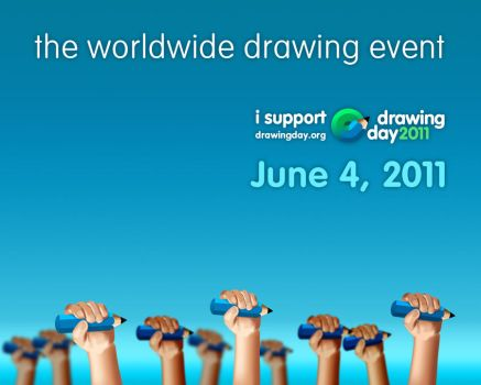 2011 world drawing day is here by drawingday