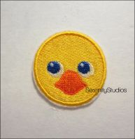 Chocobo Patch by Serenity-Sama