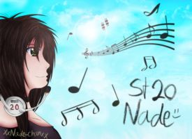 My OC as a Vocaloid by nadine20