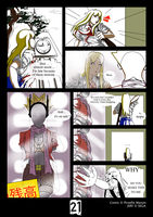 JSRF P21 Comic by PinkHeart-Manoon