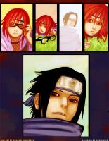 SasuKarin: His Lost Smile 482 by MuseSilver