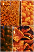 [Photoset] Crunchy Toppings by Roxyielle
