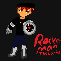 Rocket man the series the title by gladiatorcompany15