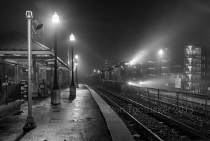 Night Train-DSCF4396 by detphoto