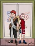 Gaara and Sakura by Daminitri