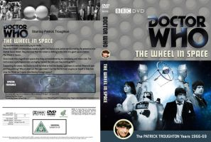 Doctor Who The Wheel in Space Region 2 DVD Cover by DJToad