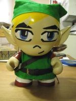 Link Munny by iheartkidrobot