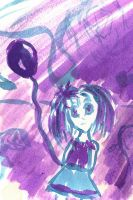 Purple Balloon by doll-fin-chick