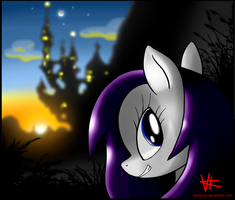 Good Night, Canterlot. by unitoone