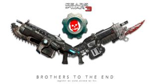 Brothers to the End 2 by urichaparros