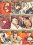 Marvel Masterpieces II set 2 by KidNotorious