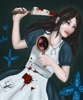 Alice Madness Returns by MikaF