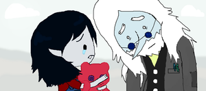 Marcy and Simon by Wahsei