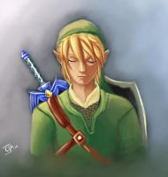 Link - Quick Sketch and Colors by Ignis-vitae