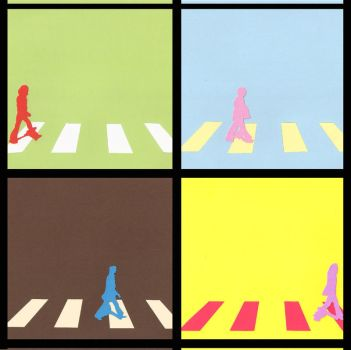 Abbey Road Redux by loony-lovegood07