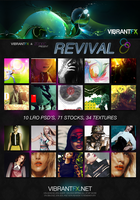 Zodiac - Revival Mini-Pack by VFX-VibrantFX