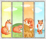 Season of the Foxes by ScribalWriter