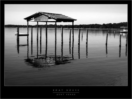 Boat House by wulfster