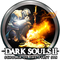 Dark Souls II Scholar Of The First Sin by POOTERMAN