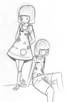 BMO Humanised by ImHereForTheDrarry