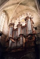 Beziers, Organ by multix