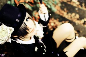 Black Butler: November Leaves by HeavenCatTheRealOne