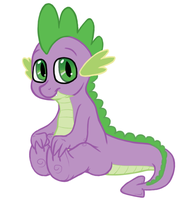 Lil Spikey wikey by catlover1672